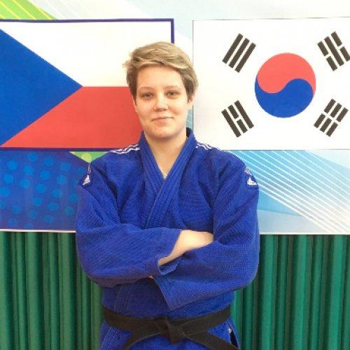 Výsledek obrázku pro markéta paulusová judo